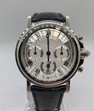 Breguet Marine Chronograph 3315 Platinum automatic mens watch