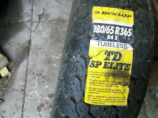 180/65 365 DUNLOP TD SP ELITE.  NOS .THIS LISTING IS FOR 2 TYRES