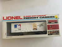 Vintage LIONEL O and O27 Gauge Freight Carriers: MLB 9362 (NEW)
