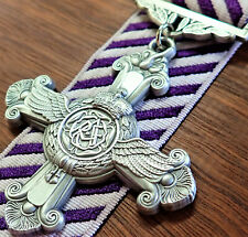 WW1 WW2 AUSTRALIAN BRITISH DISTINGUISHED FLYING CROSS MEDAL REPLICA ANZAC DFC