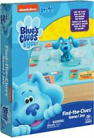 Nickelodeon Blue's Clues Find The Clues, Matching Board Game - New for 2020