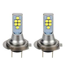 H7 160W LED Fog Light Bulbs 1600LM Car Driving Lamp DRL 6000K White High Power