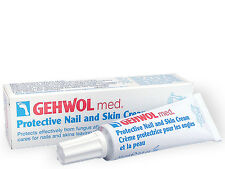 GEHWOL med.Protective Nail and Skin Cream 15 ml - Protects Fungal Attacks