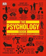 The Psychology Book Big Ideas Simply Explained By DK Paperback NEW