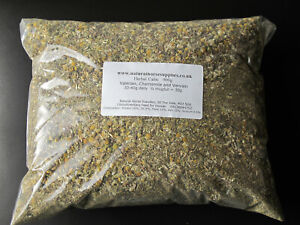 Herbal Calm 900g - supports nervous horse calmer chamomile valerian vervain herb