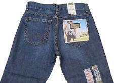 "Wrangler Kate ""hipster"" Bota de Cintura Baja Pierna Denim Jeans W26 L30 8 EE. UU. Raro Retro"