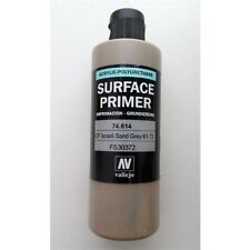 Vallejo Model Air 74.614 IDF Israeli Sand Grey (1961-73) Surface Primer 200ml