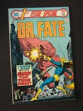 1st Issue Special #9 Dr. Fate VF 1975 High Grade DC Comic