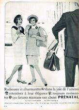 H- Publicité Advertising 1961 Les Vetements robes de grossesse Prénatal
