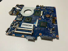 SAMSUNG R510 WORKING MOTHERBOARD WITH INTEL CORE 2 DUO T5750 BA92-04812A