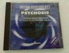 Cd Virtual Audio Project – Psychosis 1996