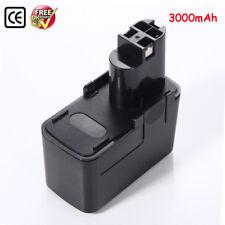 3000mAh Drill Battery For Bosch 12V PSR120 PSB 12VSP-2 GSR 12VES-3 BAT011 3300K