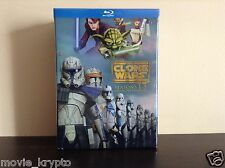 Star Wars:The Clone Wars-The Complete Seasons 1-5 (Collector's Edition) *NEW*