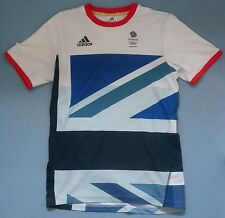 ADIDAS LONDON 2012 OLYMPICS TEAM GB T-SHIRT