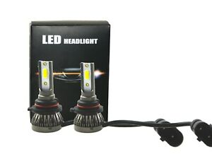 Super Mini 9006 HB4 LED Headlight Kit Hi/Lo Beam Bulbs 36W 3000LM Fog Light