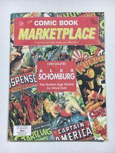 Comic book Marketplace #5 very fine 1991 Alex Schomburg magazine