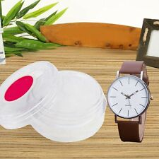 2X Waterproof Glass Acrylic Watch Crystal Scratch Remover Restorer Polish Gifts