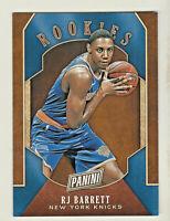 2019 Panini Black Friday ROOKIES #RC3 RJ BARRETT RC Rookie Knicks QTY AVAILABLE