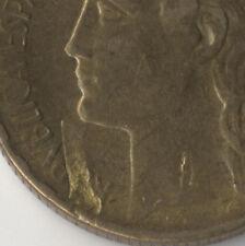 España 1 Peseta 1937 Madrid II República-Alegoría de la República  EBC VARIANTE