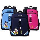2017 Backpack Disney for Grades1-3-4-6 Kids Shoulder School Bag Satchel 4 Colors