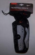 New Nike Soccer Shin Guards T90 Protegga Shield Iii Adult Unisex Small White