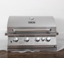 NXR Stainless Steel Built In Grill With Rotisserie Kit