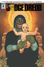 Judge Dredd (2015) #8 VF Regular Cover IDW