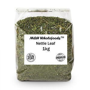 STINGING NETTLE LEAVES Tea Dried Loose Leaf 100% Pure Grade A Premium Quality!