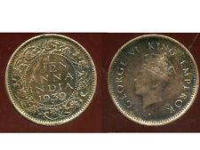 INDE  british colony   1/12 de anna  1939