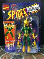 Marvel Legends Retro Spider-Man Marvel 's Electro NIB Collectible
