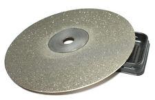 "BUTW 8"" 3000 grit diamond lapidary faceting flat lap"