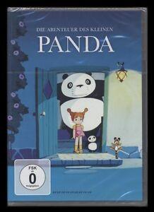 DVD DIE ABENTEUER DES KLEINEN PANDA - Japan-Trickfilm - ANIME *** NEU ***