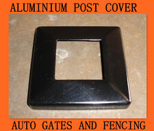 Pool Fence Fencing - Aluminium 50x50 Post Cover - for Core Drill / Flange Post
