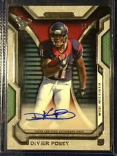 DEVIER POSEY~ROOKIE AUTO~2012 TOPPS STRATA~CARD # RA-DP 18 of 50