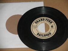"""GRAND FUNK RAILROAD - FLIGHT OF THE PHOENIX / ROCK'N'ROLL SOUL 7"""" JB LP"""