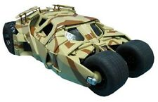 MATTEL BCJ76 camourflage Batmobile Tumbler DARK KNIGHT RISES BATMAN 1:18 TH scala