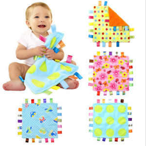Newborn Soothing Towel Quilt Mat Happy Tools Anti-Crying Fashion Soft Blanket