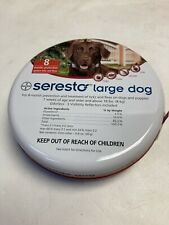 New Sale Bayer Seresto Flea and Tick Collar for Large Dog Free Shipping