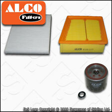 SERVICE KIT for FORD FIESTA MK7 1.25 1.4 1.6 ALCO OIL AIR CABIN FILTER 2008-2017
