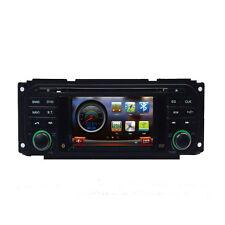 Car GPS Navi DVD Player IPOD For Jeep Grand Cherokee/Chrysler/Dodge RAM+Camera