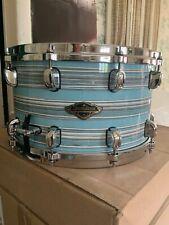 Tama Starclassic 8x14 Snare Drum Lacquer Artic Blue Oyster WBSS148-LLO