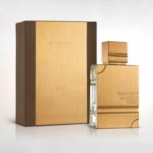 Al Haramain Amber Oud Gold Edition Eau de Parfum Perfume Spray 60ml Brand new