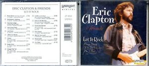 Eric Clapton & Friends - Let it rock