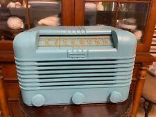 Antique Radio RCA Radiola 61-1 Works Great, Upgraded Capacitors Bluetooth Ready