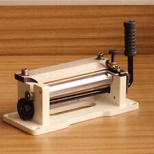 Manual leather skiver leather peel tool Tanning leather peeling machine YN