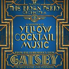 The Bryan Ferry Orchestra - The Great Gatsby - The Jazz Recordings (NEW CD)