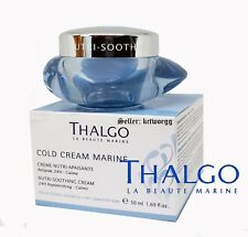 Thalgo Cold Cream Marine Nutri Soothing Cream 50ml with Gift Box Free Postage