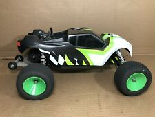 Duratrax Evader Graphite Edition Redone W Pl Tires & Custom Body #3858