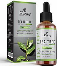 Pure Tea tree Oil  for Hair Face Skin Nails Australian essential Beauty oil