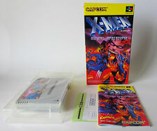 X-MEN Mutant Apocalypse ( Capcom ) * SFC SNES Super Famicom JPN